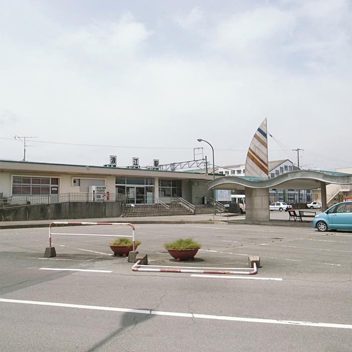 Namie Station - 9km from Fukushima Daiichi Nuclear Power Plant