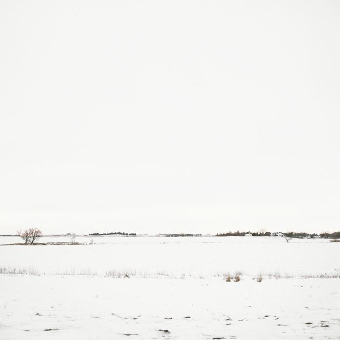 Winter Landscape, South Dakota, 2009