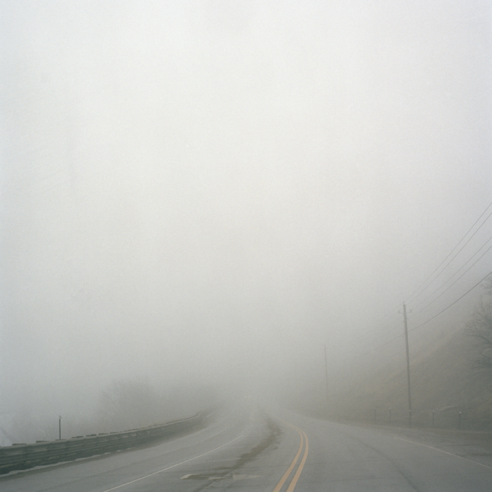 Road to Spearfish, South Dakota, 2010