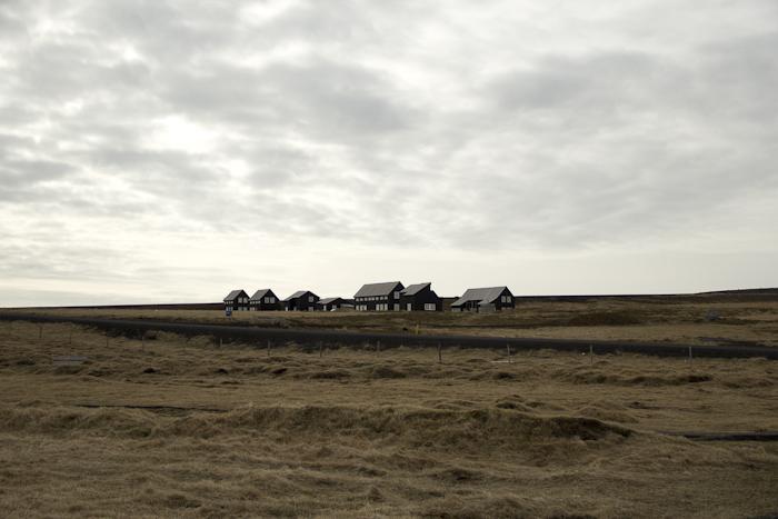 Hellnar Houses by Susan Myhr Fritz