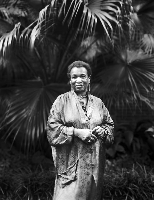 Priestess Miriam Shamani, New Orleans LA 2005