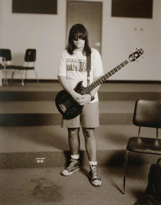 John Lonczynski, Mr. Joseph Rosato's Band Class, Hazleton Area High School, Hazleton, Pennsylvania, 1994