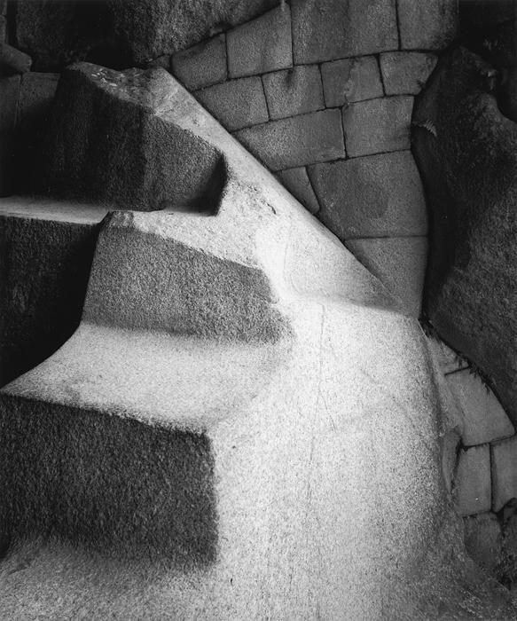 Wall Detail, Machu Picchu 1971