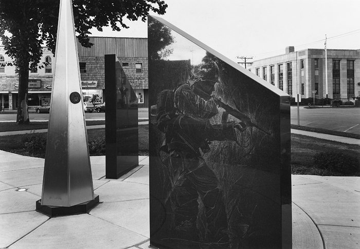 Vietnam Veterans Memorial, Morris, Illinois 1992Illinois River at Marseilles, Illinois 1996
