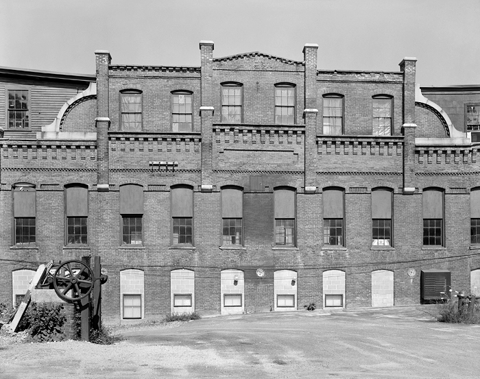 Mill Building, Mass. 1983