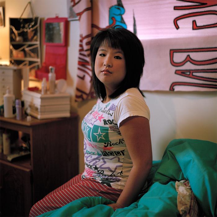 Jami In Her Bedroom (2010)