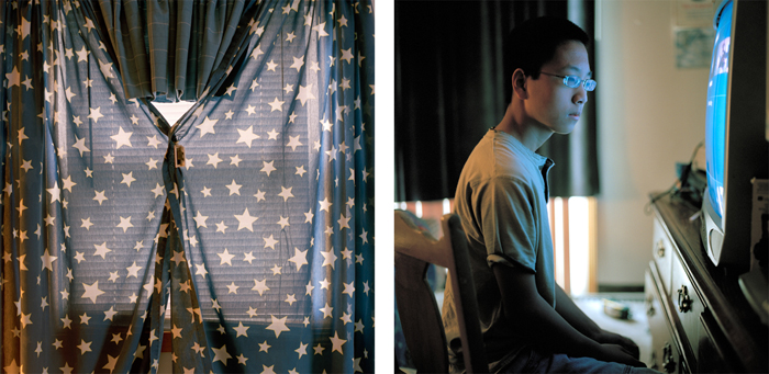 Eric and Nick's Bedroom Window (2010) and Halo Reach (2010)
