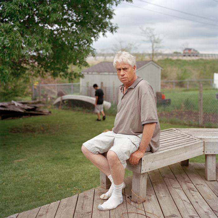 Untitled, Dad (2010)
