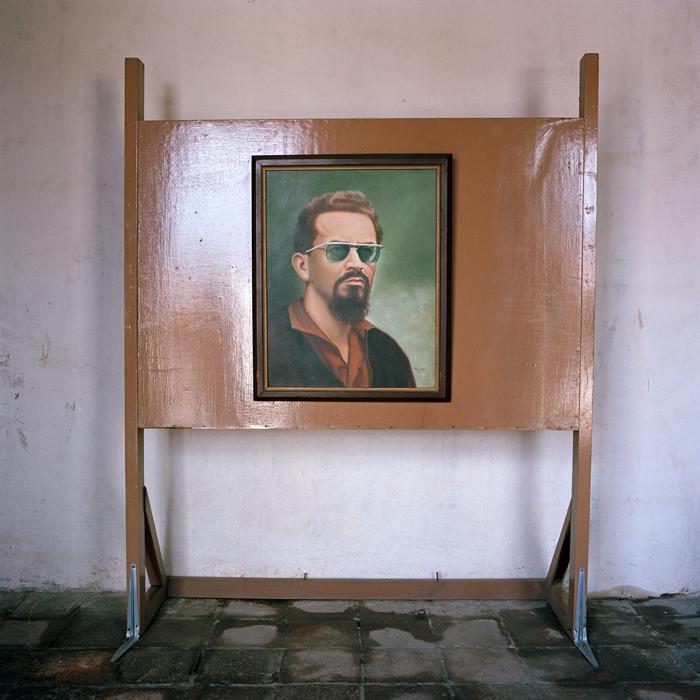 Carlos Fonseca Painting