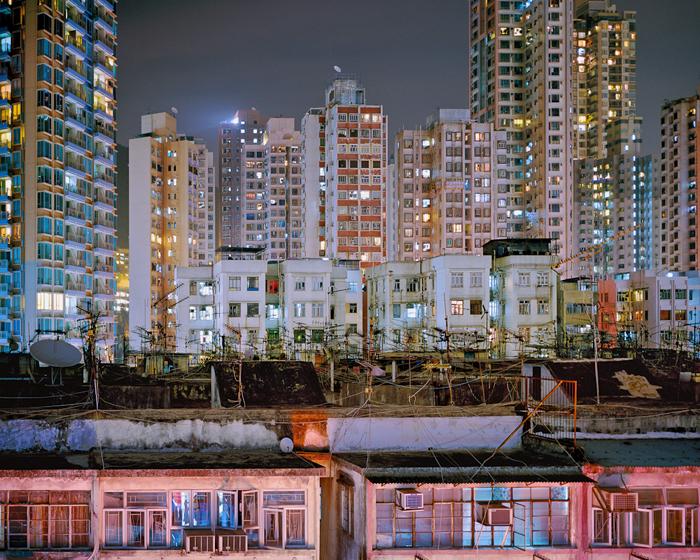 Cheung Sha Wan, Kowloon, Hong Kong, 2011