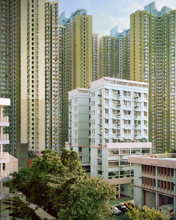 Cheung Sha Wan #2 , Kowloon, Hong Kong, 2010