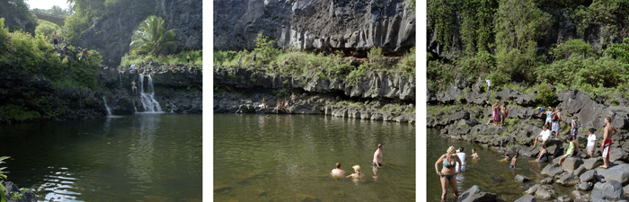 Pool, Ohe'o Gulch, Maui, 2010