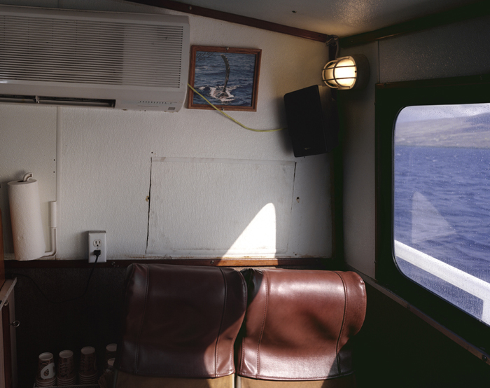 Inside the Molokai Princess, 2009