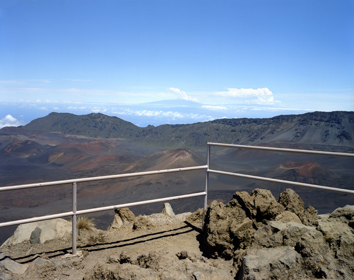 Haleakala Crater, 2010