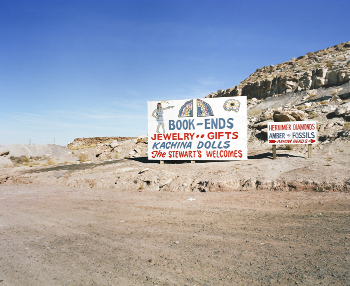 I-40, Exit 303, AZ