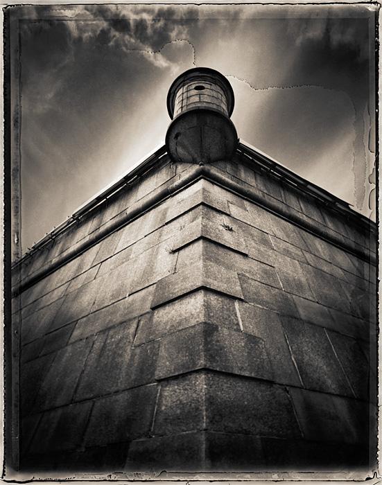 Fortress Turret, St. Petersburg, Russia