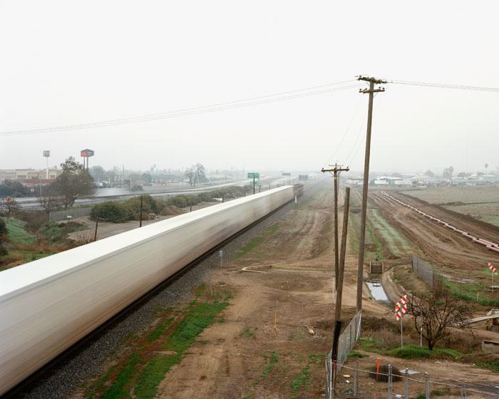 Pacific Railroad. Merced, CA 2009