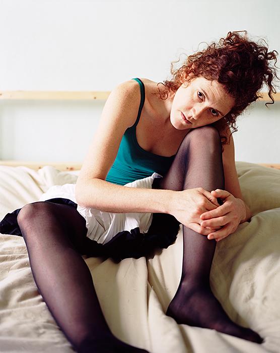 Untitled (Sabrina), 2009