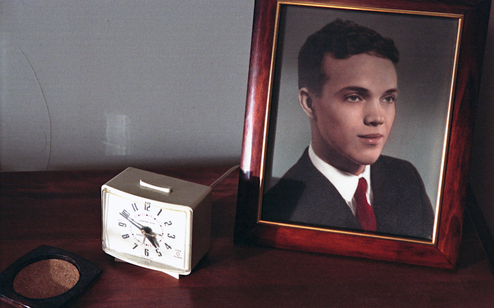 Uncle Charles Sr. Portrait