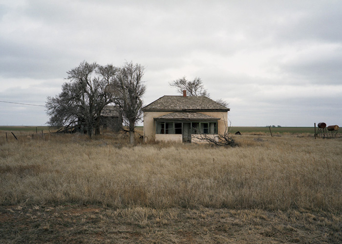 Abandoned Home, Oklahoma