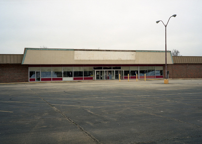 Local Grocery Store, Oklahoma