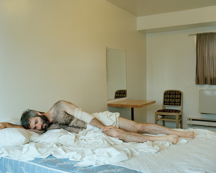 New Woodbine Motel, Room 18