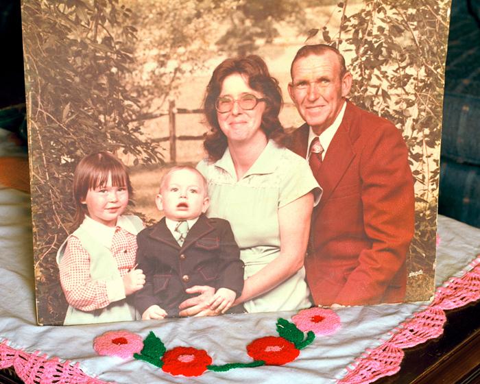 1970's Family Portrait