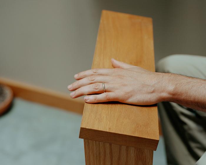 Elijah Gowin's Wedding Ring