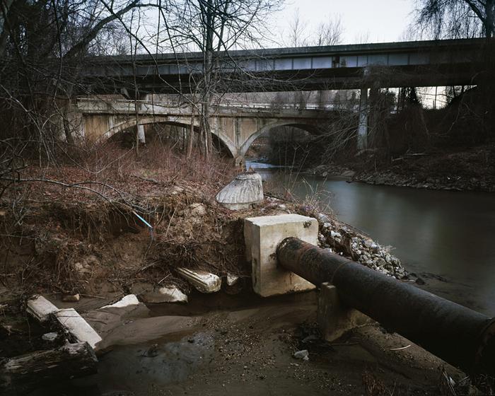 Hominy Creek, Asheville, North Carolina
