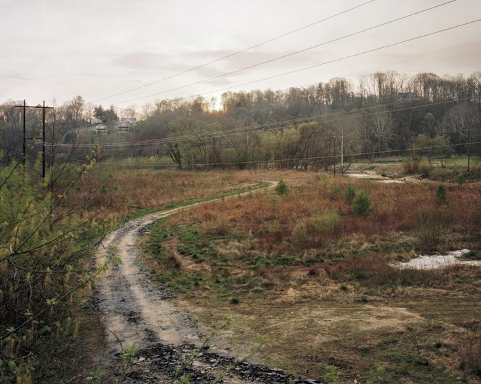 Azalea Park, Swannanoa River, Asheville, North Carolina