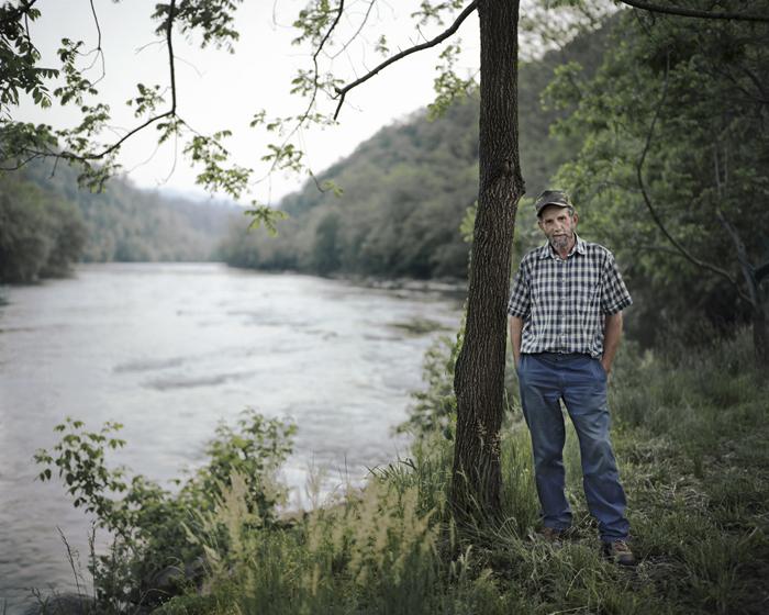 Seth Freeman, The French Broad River, Marshall, North Carolina