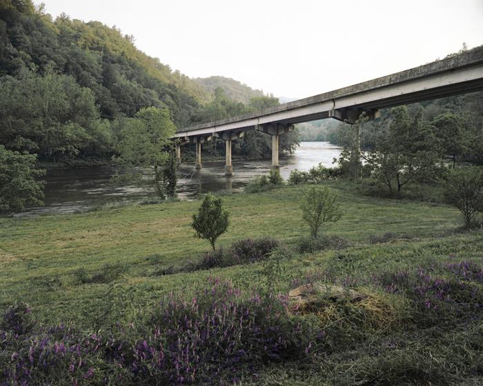 Seth's Campground, French Broad River, Marshall, North Carolina