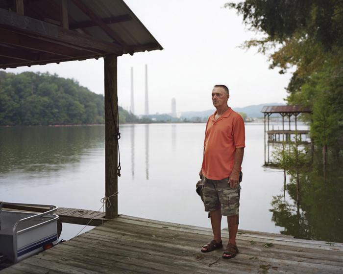Glenn, Coal Fly Ash Spill, Clinch River, Kingston, Tennessee