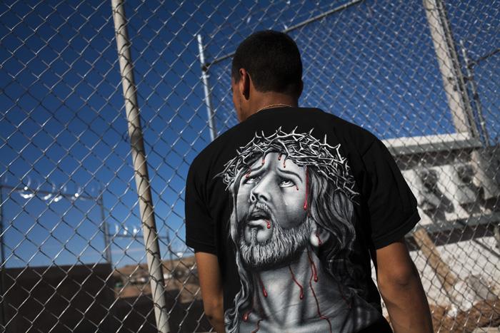 Migrant (Nogales, Sonora 2007)
