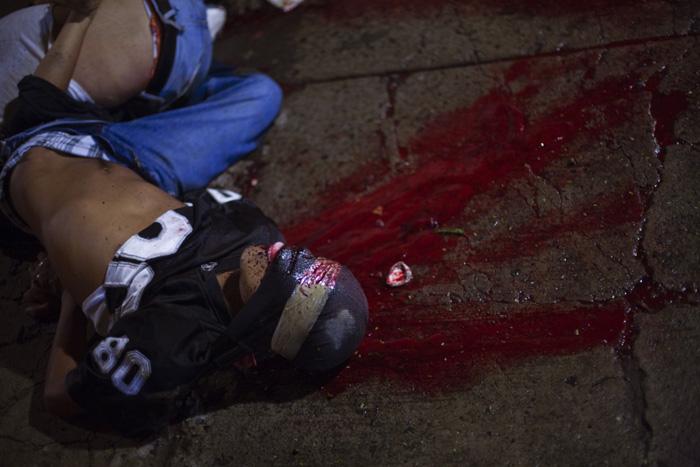 Execution (Distrito Federal, Mexico 2009)