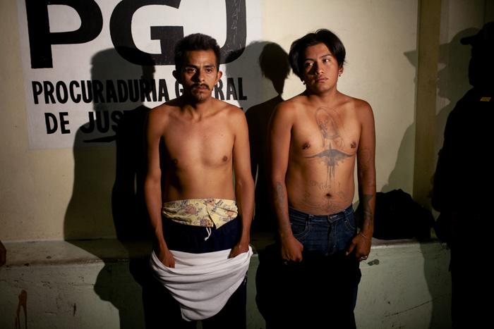 Prisoners (Distrito Federal, Mexico 2009)