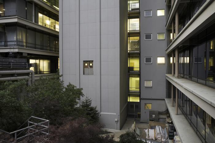 UCSF Door
