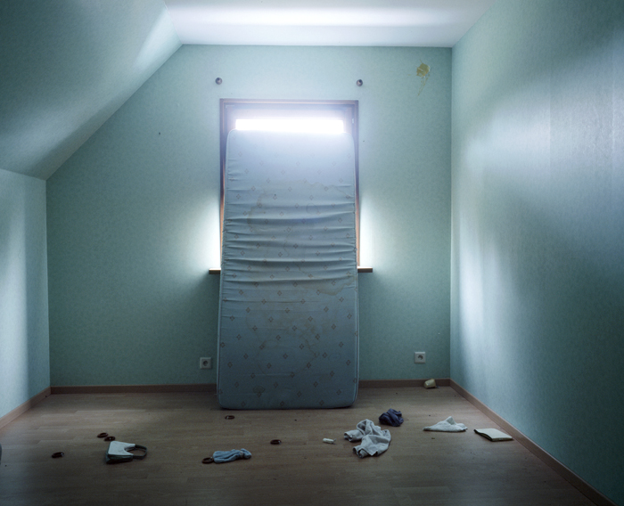 Untitled interior, 2010