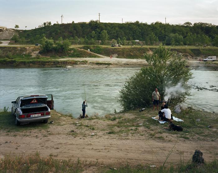 Arges River, Romania