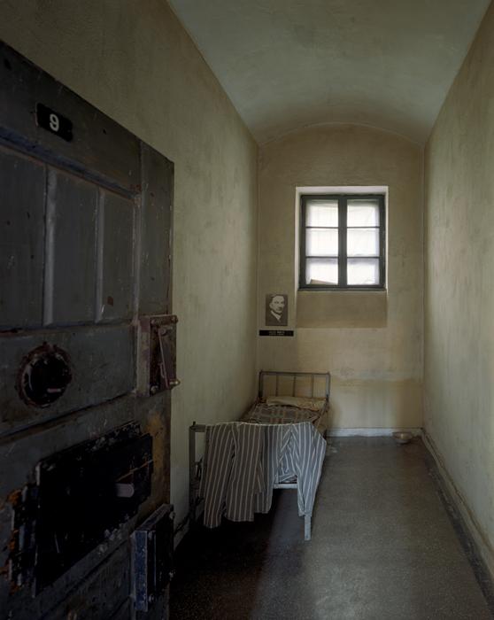 Cell Number 9, Sighet Prison, Maramures, Romania