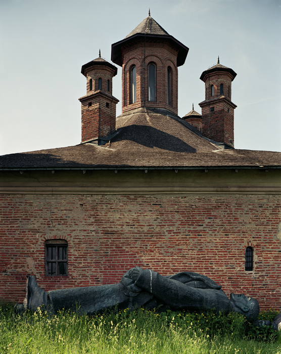 Lenin, Mogosoaia Palace and Gardens, Mogosoaia, Romania