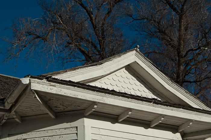 Abandoned Home, Eaton, CO