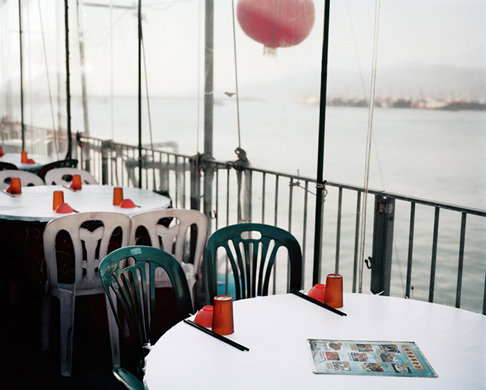 Table Setting, Cheung Chau, 2008