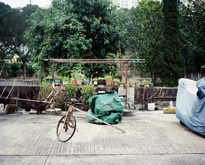 A Bike, Sha Tin, 2010
