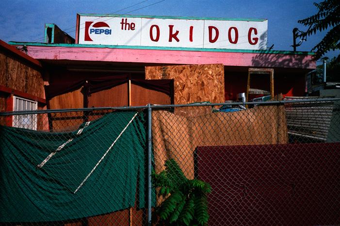 Oki Dog