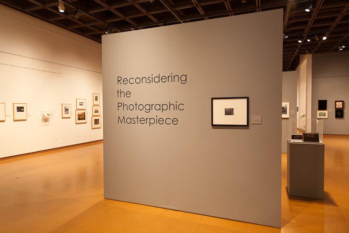Antone Dolezal reviews Reconsidering the Photographic Masterpiece