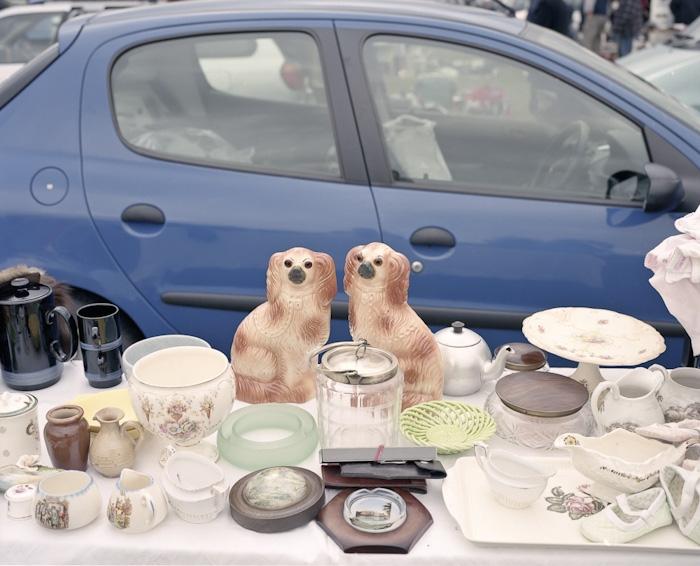 Sunday Morning Sales by James Dodd
