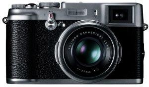 Camden Hardy reviews the Fujifilm X100 camera