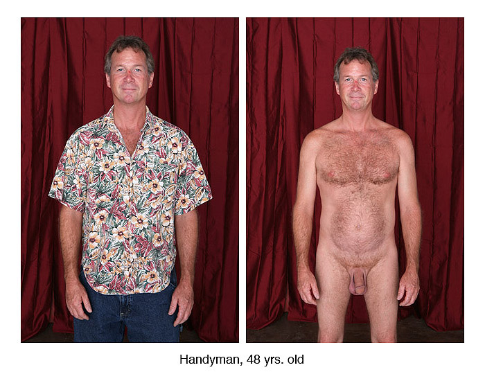 Naked Las Vegas by Greg Friedler