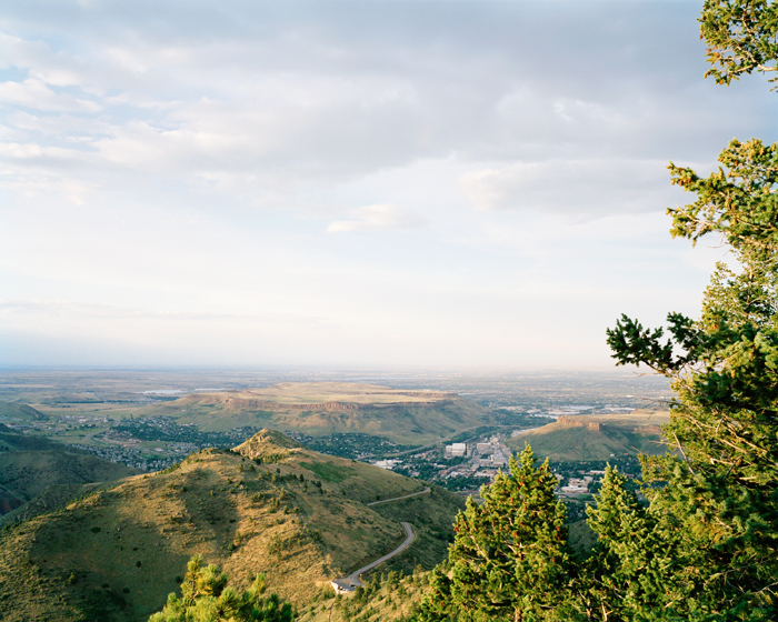 Untitled (Overlook Mountain)